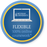 flexible programs with 100% online coursework*